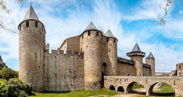 Carcassonne houses rent long term France