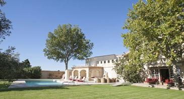 luxury villas south france