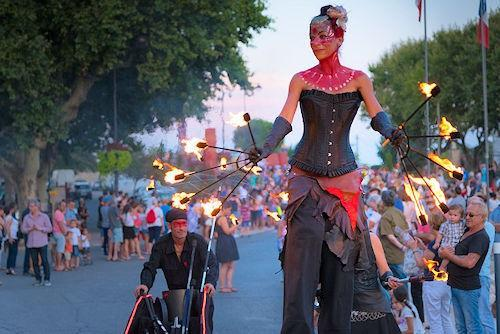 beaucaire festival south france500