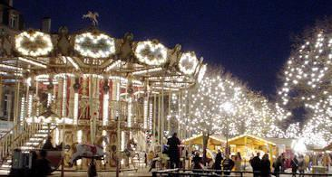 best christmas markets france