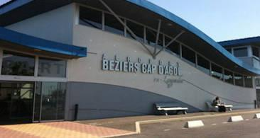 beziers airport366