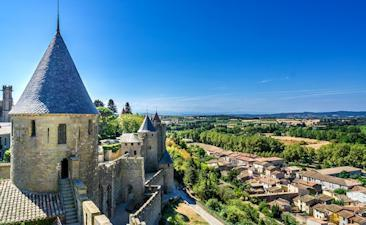 carcassonne holidays france366