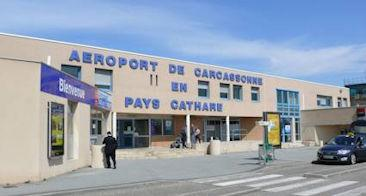 carcassonne airport