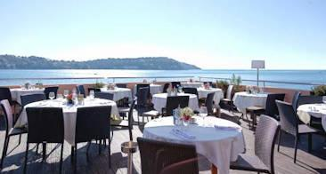 Le Mayssa Beach Restaurant Villefranche Sur Mer