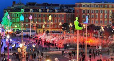 Go Languedoc - 2018 Nice Christmas market France