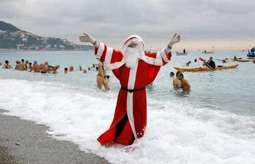 Winter breaks in France - Visit Nice France in December