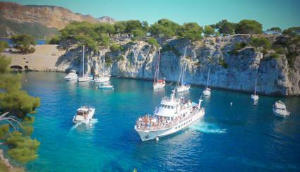 cassis boat