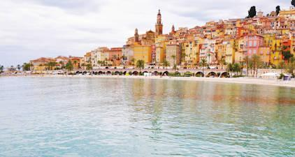 The Beautiful Coastal Town Of Menton Is A Great Place For Holiday In South France We Have Number Apartments To Rent Itself