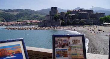 collioure art trail366