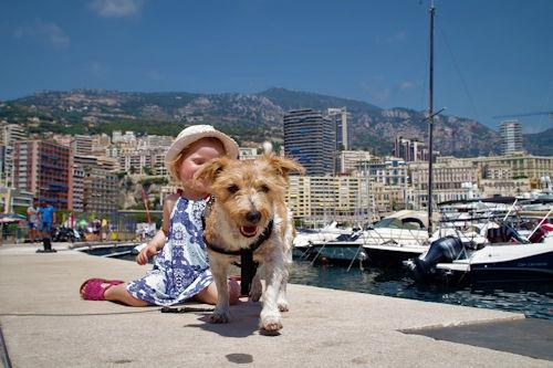 dog friendly villas in France
