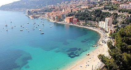French Riviera Holidays Villefranche Beaches South France