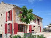 Viognier, vacation rental South France with pool, near Nimes (sleeps 2-6)