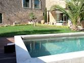 Nezignan l`Eveque, holiday villa in France with private pool