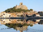 Gruissan, French holiday home Languedoc