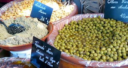 Languedoc markets