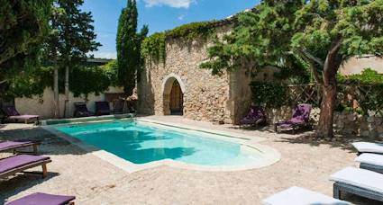 French Gites With Pools To Rent In South Of France