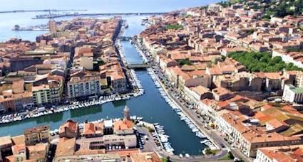 Go Languedoc Sete Tourism Information South France