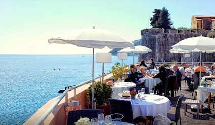 9 Best Restaurants South France Le Mayssa Beach Restaurant Villefranche Sur Mer