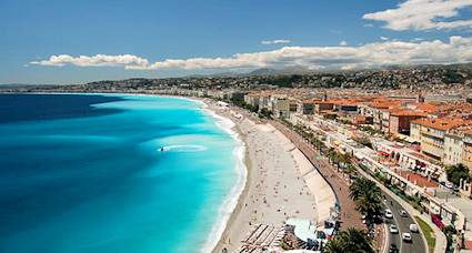 South of france best beach holidays for Best places to stay in south of france