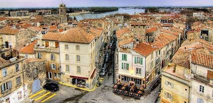 Arles France places to visit