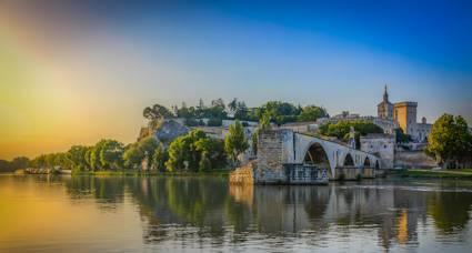 x avignon French city Provence