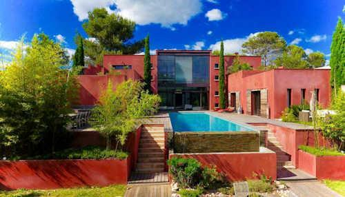 Luxury Holiday Villas South France 500