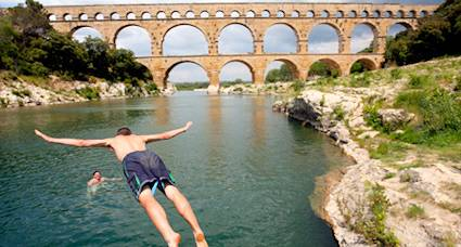 Go Languedoc Best Places To Go Swimming In South Of France