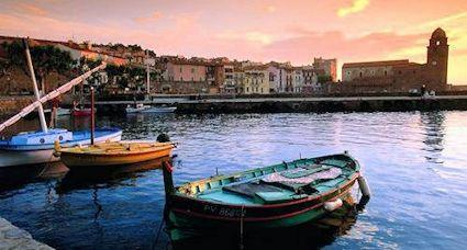 x collioure boats